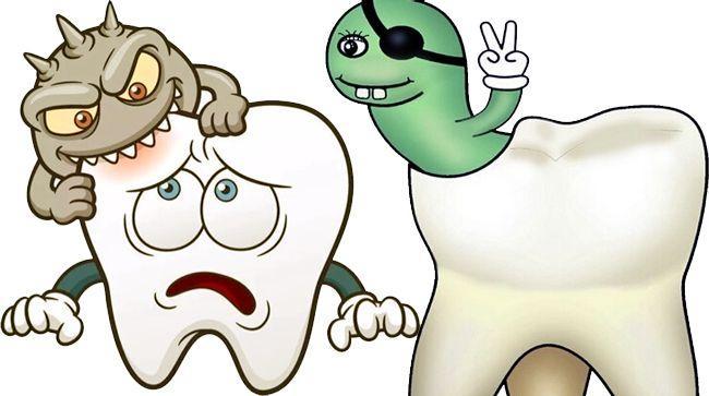如何预防蛀牙?