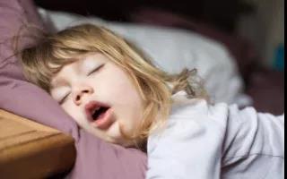 张嘴睡觉会变丑,把多少人忽悠焦虑了!