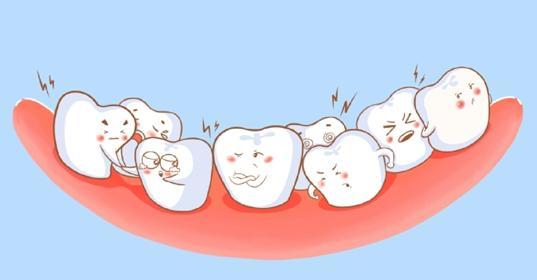 儿童牙齿矫正时间和方法