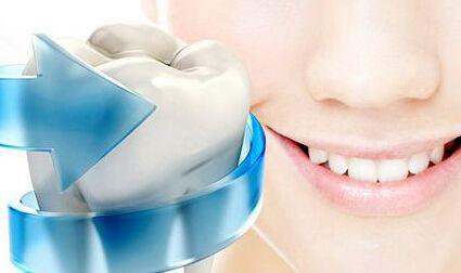 牙齿美白后的个人护理